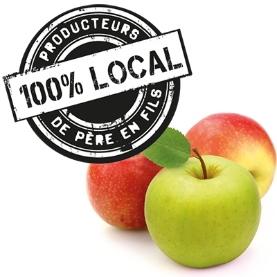 Producteur 100% local